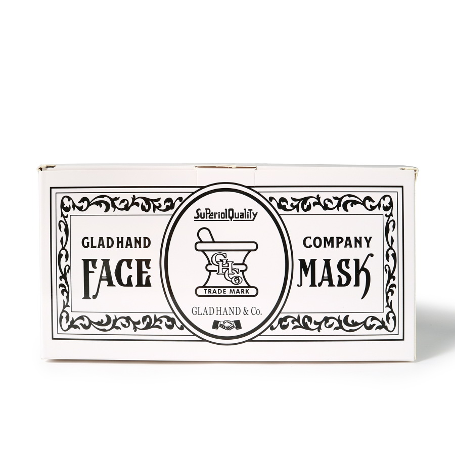 FACE MASK(30枚)/GLAD HAND APOTHECARY(マスク)