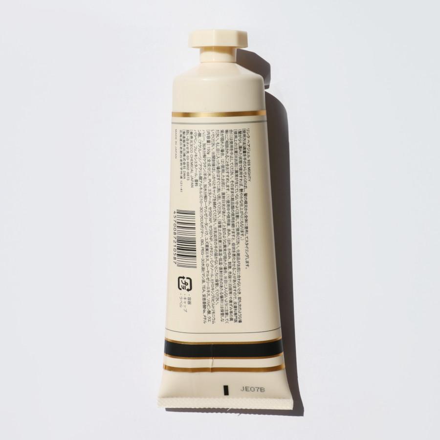 HAIR GEL MIGHTY 928/Linc Original Makers(ヘアジェル)