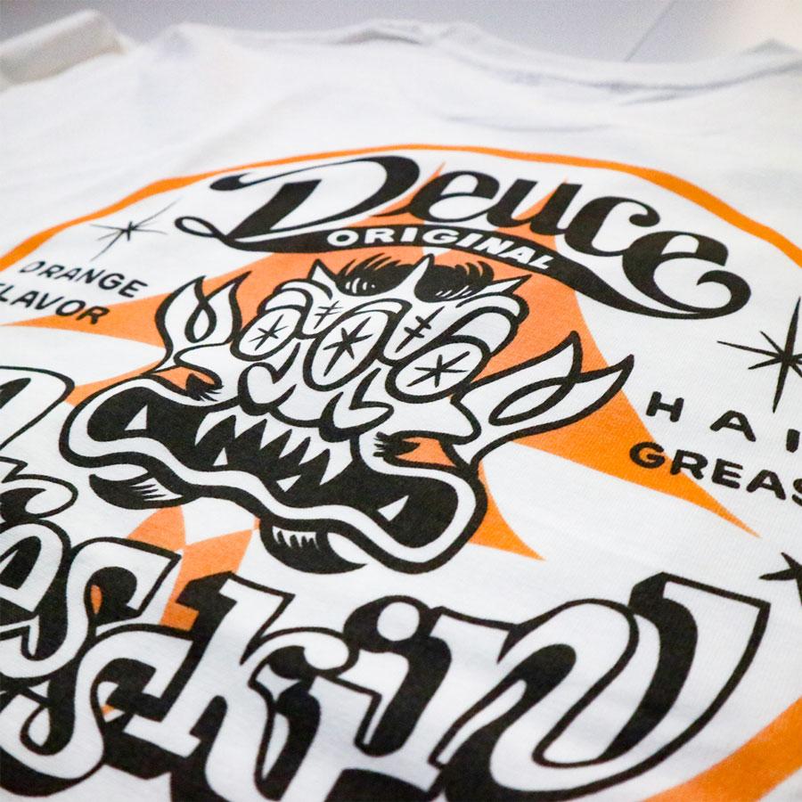 DRESSKIN × Deuce TEE/Deuce(Tシャツ)