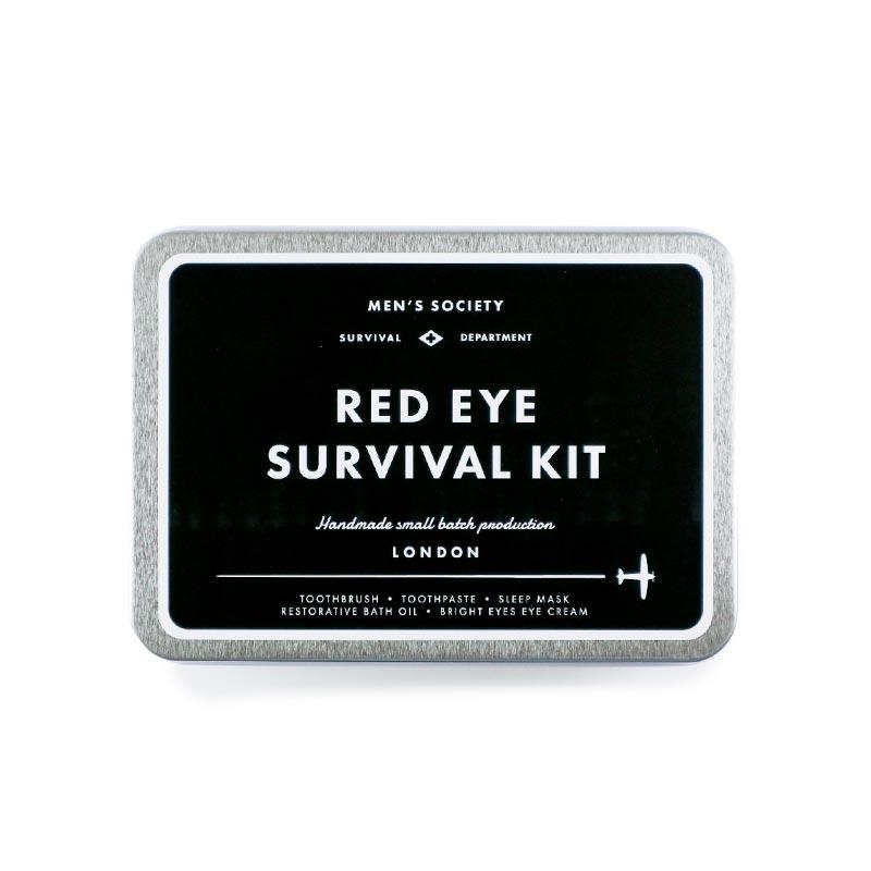 寝不足ケアセット RED EYE SURVIVAL KIT/MEN'S SOCIETY(寝不足ケアセット)