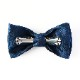 FAMILY CREST BOW TIE NAVY/GLAD HAND (ネクタイ)