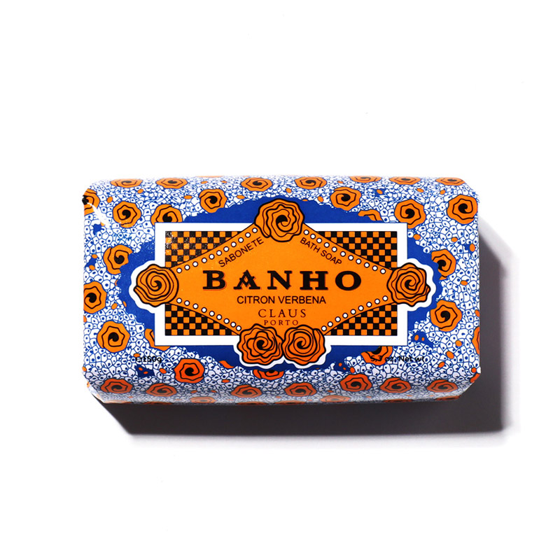 BANHO(バーニョ) CITRON VERBENA SOAP/CLAUS PORTO(石鹸)