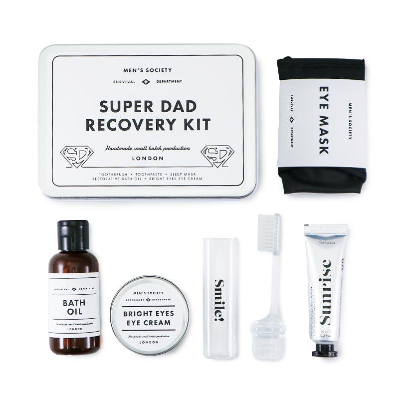 二日酔いケアセット SUPER DAD RECOVERY KIT/MEN'S SOCIETY(二日酔いケアセット)