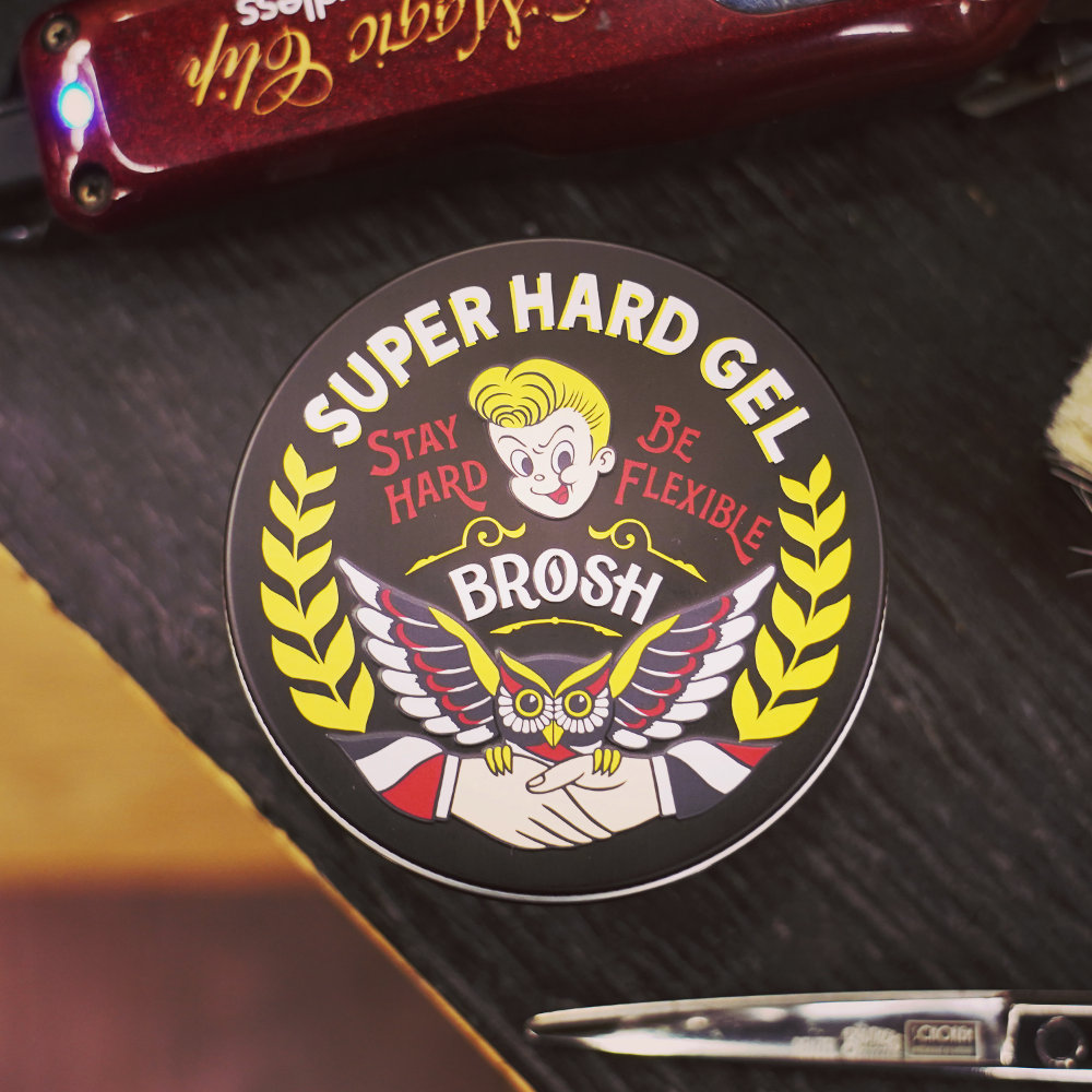 BROSH SUPER HARD GEL/BROSH(ジェル)