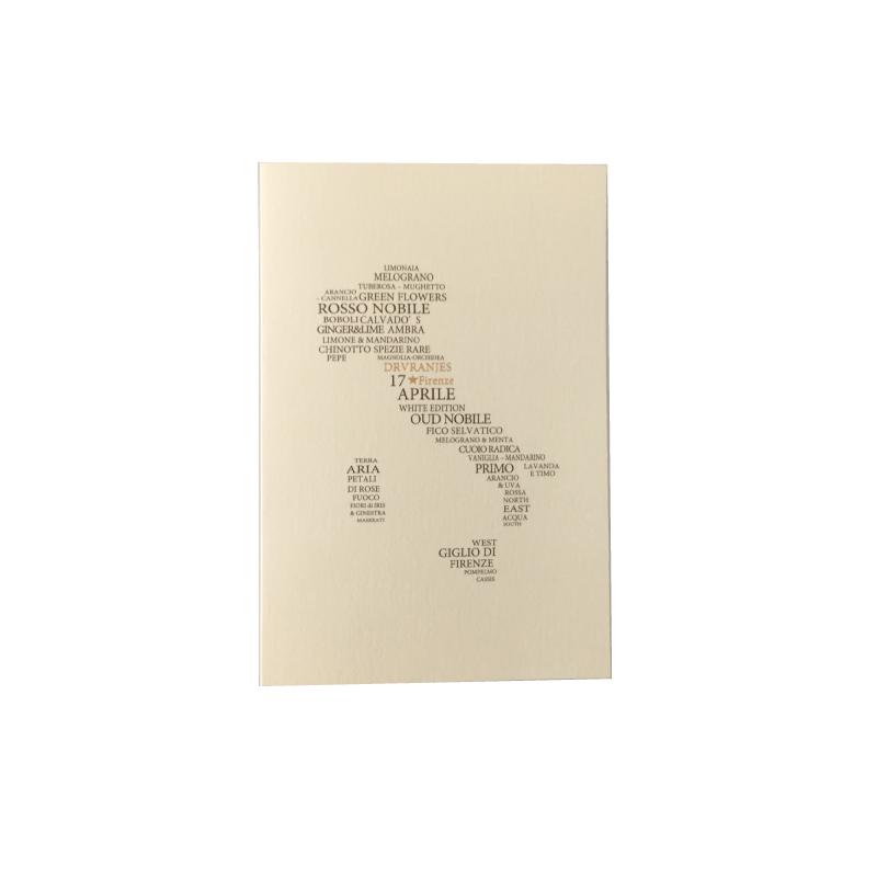 グリーティングカード 〈MAPPA ITALIANO〉