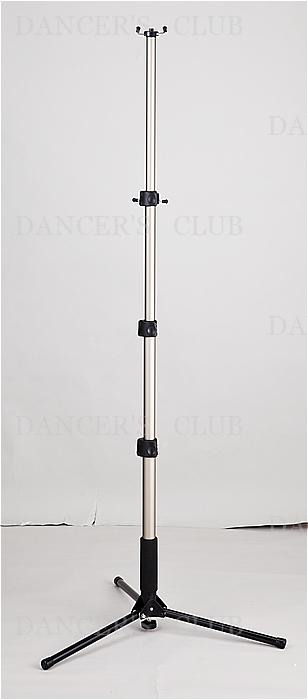 社交ダンス用 「携帯用 ドレススタンド」(ハンガースタンド)