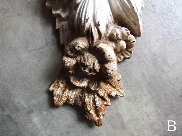 アンティークガーデン花束の壁飾り