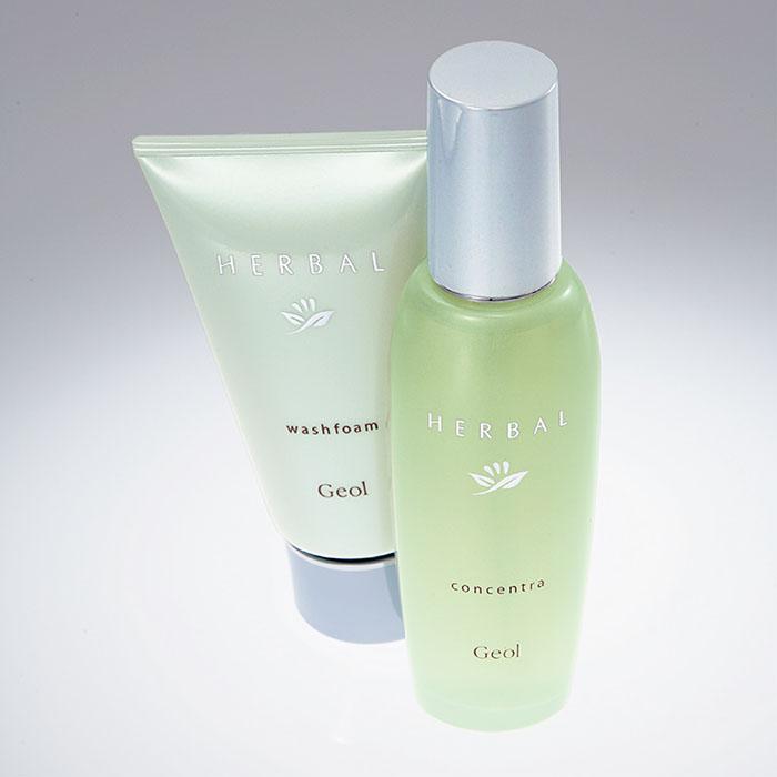 ハーバル コンセントラ (一般肌用化粧水)60ml