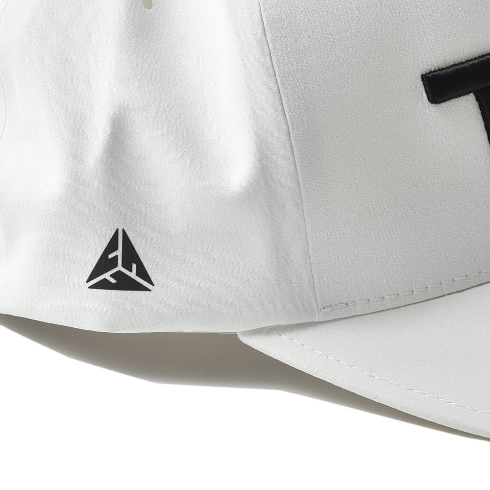TFW49 ティーエフダブリュー49 6 PANEL CAP ゴルフキャップ WHITE