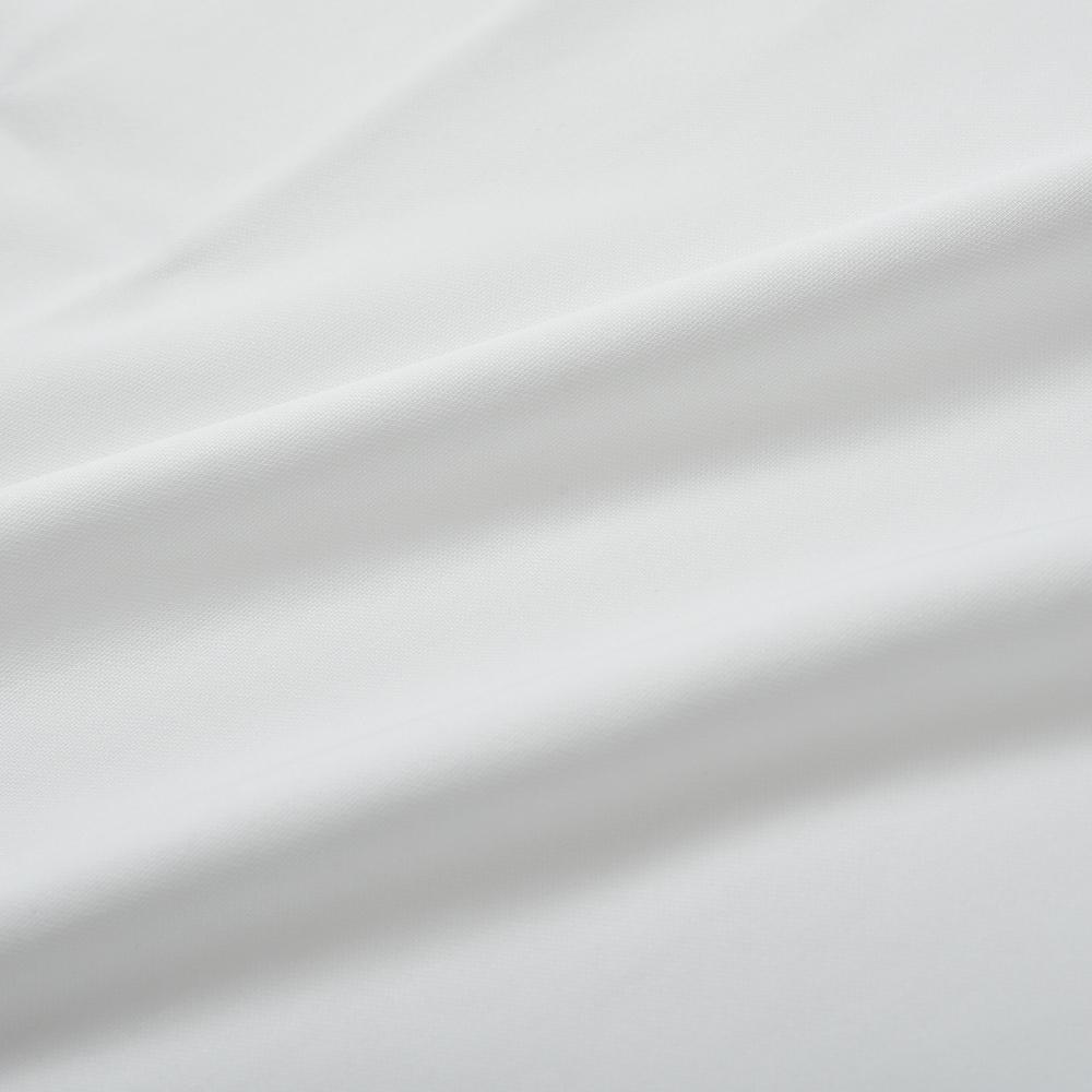TFW49 ティーエフダブリュー49 MOCK-NECK-T モックネックT WHITE