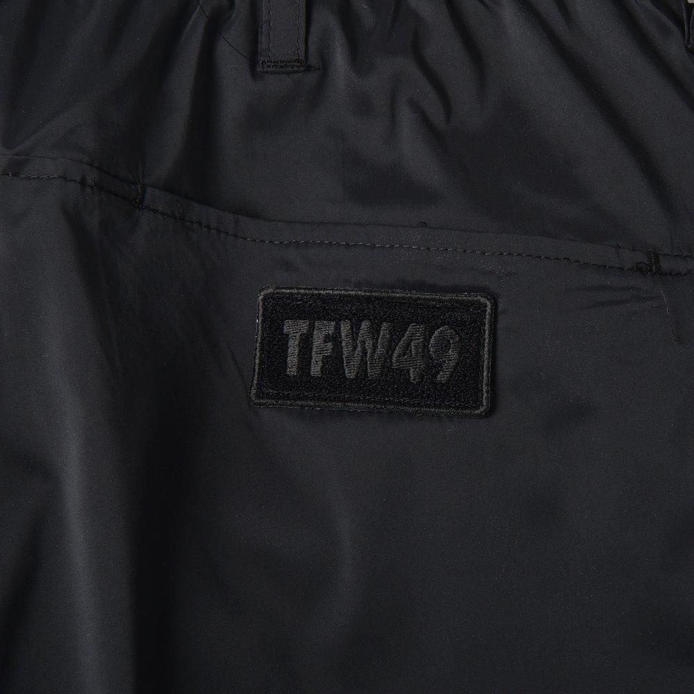 TFW49 ティーエフダブリュー49 P09 MULTI SHORTS ネオンサーフショーツ BLK×BLK