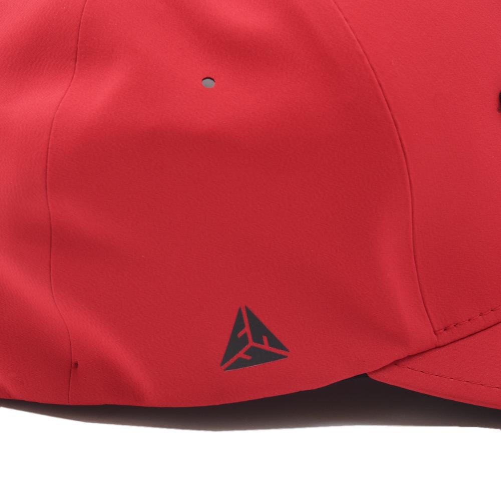 TFW49 ティーエフダブリュー49 6 PANEL CAP ゴルフキャップ RED