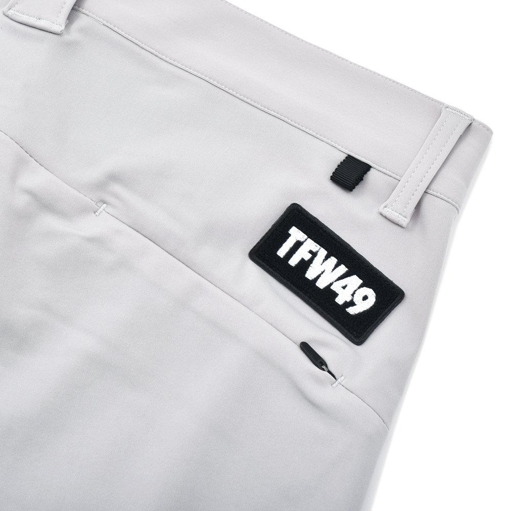 TFW49 ティーエフダブリュー49 ANKLE SLIM PANTS ハイパーストレッチスリムパンツ
