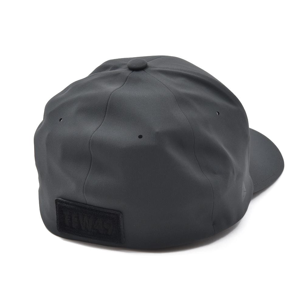 TFW49 ティーエフダブリュー49 6 PANEL CAP ゴルフキャップ GRY×BLUE