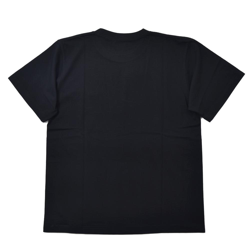 TFW49 ティーエフダブリュー49 TFW49 LOGO T-SHIRT ベーシックロゴTシャツ BLACK