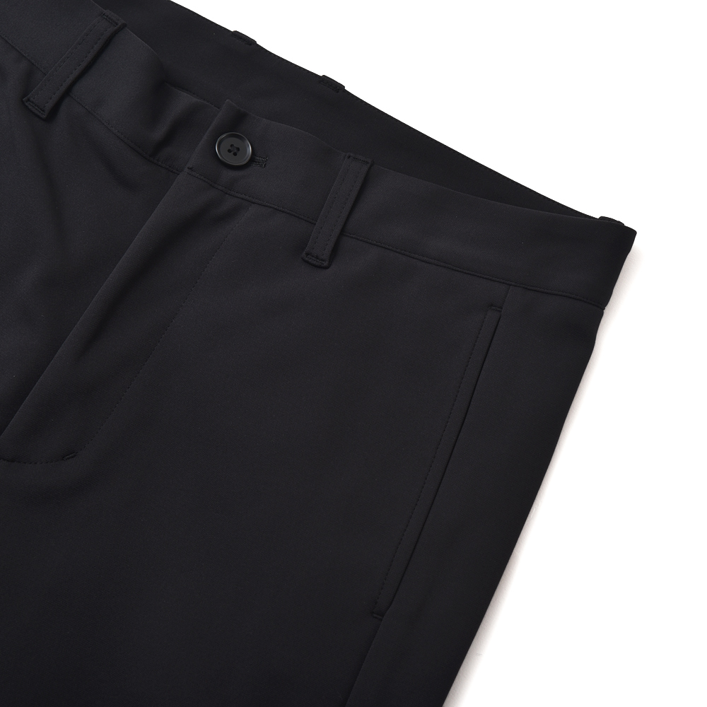 TFW49 ティーエフダブリュー49 MULTI PURPOSE PANTS 高機能スリムパンツ BLACK