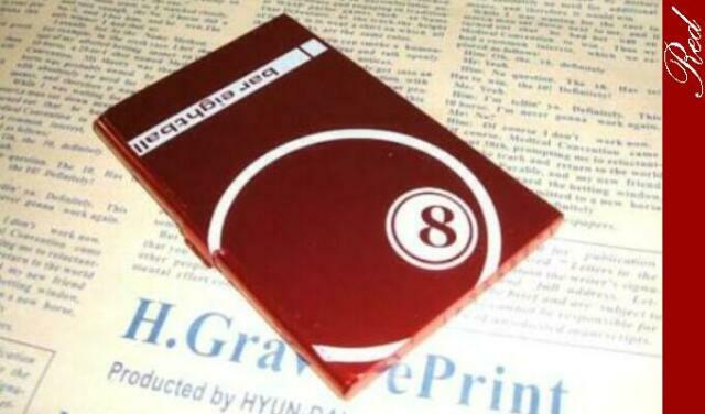 オリジナルエッチングカードケース