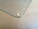 エッチングガラスマウスパッド