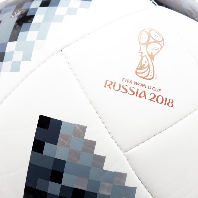 メッシ直筆サイン入りW杯2018サッカーボール