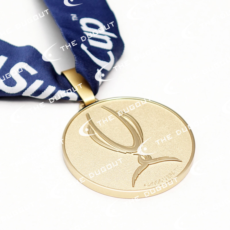 UEFAスーパーカップ2011優勝メダル (バルセロナ)