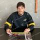 シルバ直筆サイン入りスペイン代表2012フォト特製フレーム (ユーロ決勝)