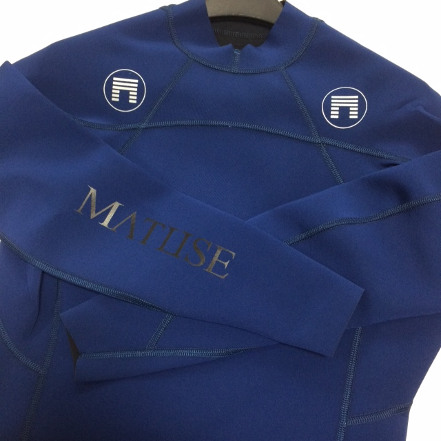 限定HAPPY BAG!【MATUSE】PHILO 1MM WET JACKET SET