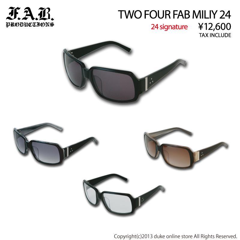 【FAB】TWO FOUR FAB MILIY24