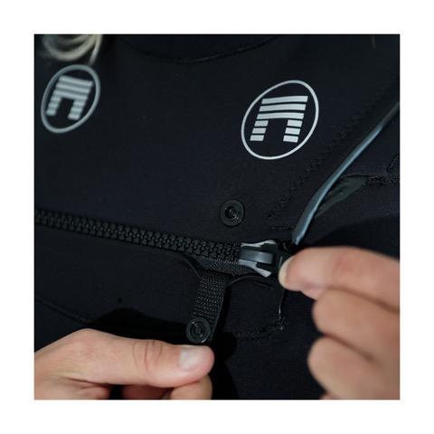 DANTE 2mm SHORT SLEEVE FULLSUIT サイズ交換無料