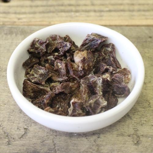 奥武蔵産鹿肉赤身のビッツ