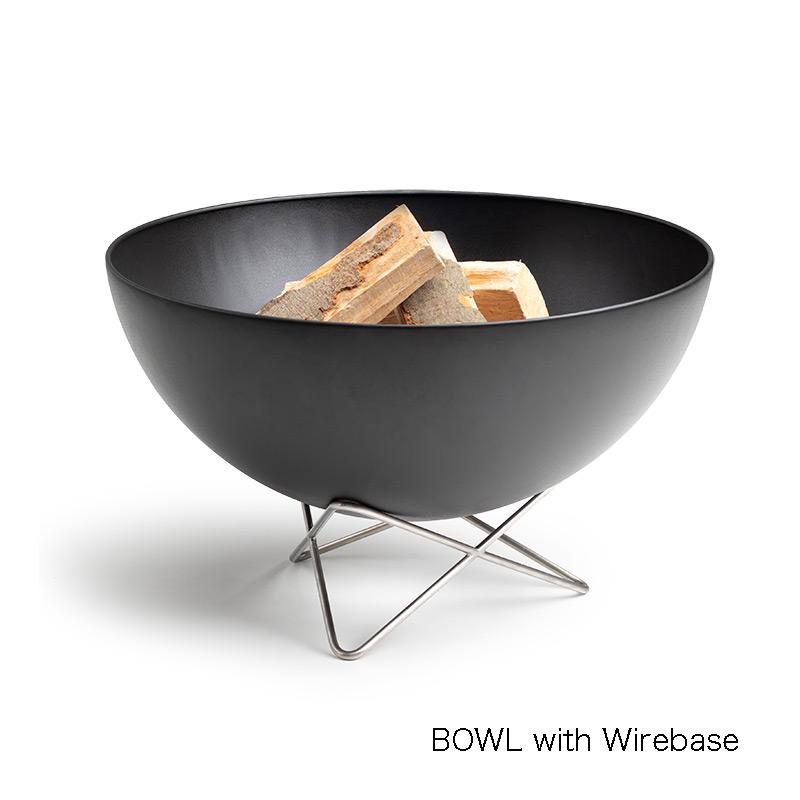 BOWL with Wirebase  | ボウル・ワイヤーベース  【Höfats】