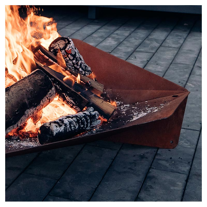 TRIPLE 65 Fire bowl ホーファッツ/トリプル65・ファイヤー・ボウル 【hofats】 /焚火台 BBQグリル