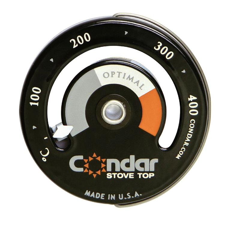 ストーブ温度計[Condar]