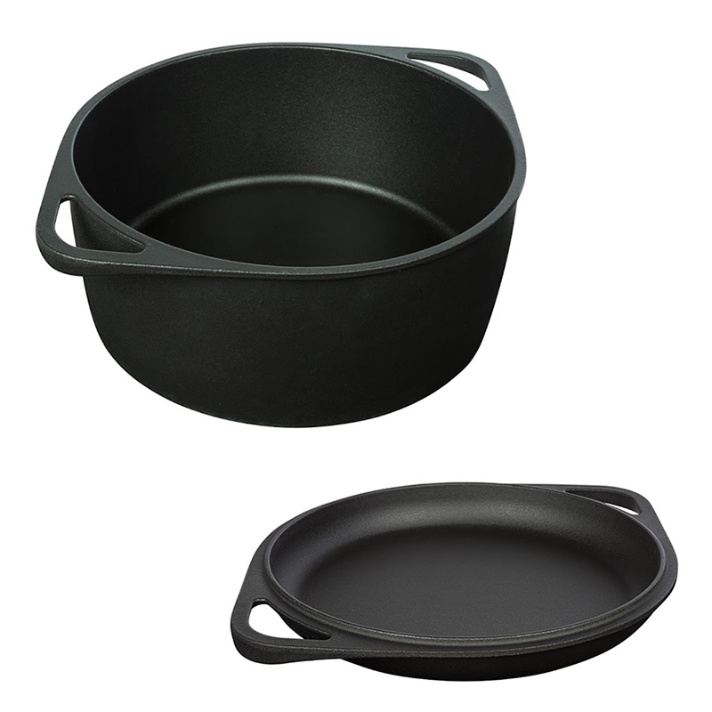 GUSSTO キャセロール ラウンド【BRUNNER】 /鋳鉄鍋