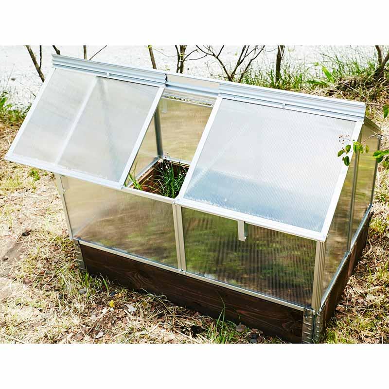 グリーンハウス 【Vitavia】  /ミニ温室 ガーデンハウス