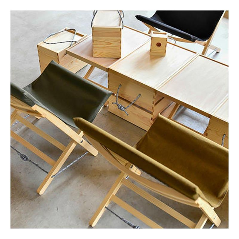 Owen's Chair 折りたたみチェア 【pioneer plants】