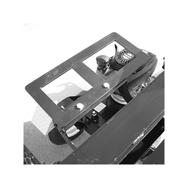 MTD 薪割り機オプション _ 薪置き台
