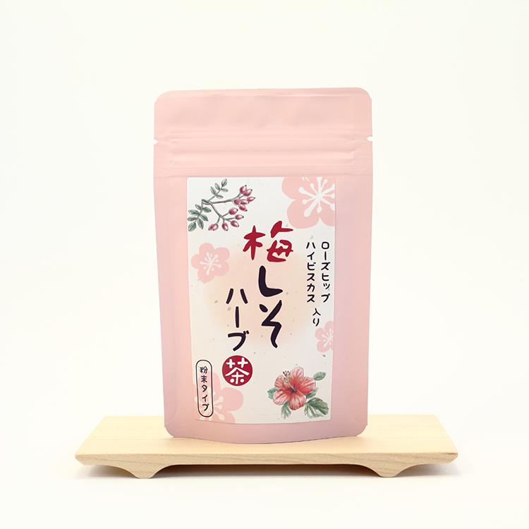 梅しそハーブ茶