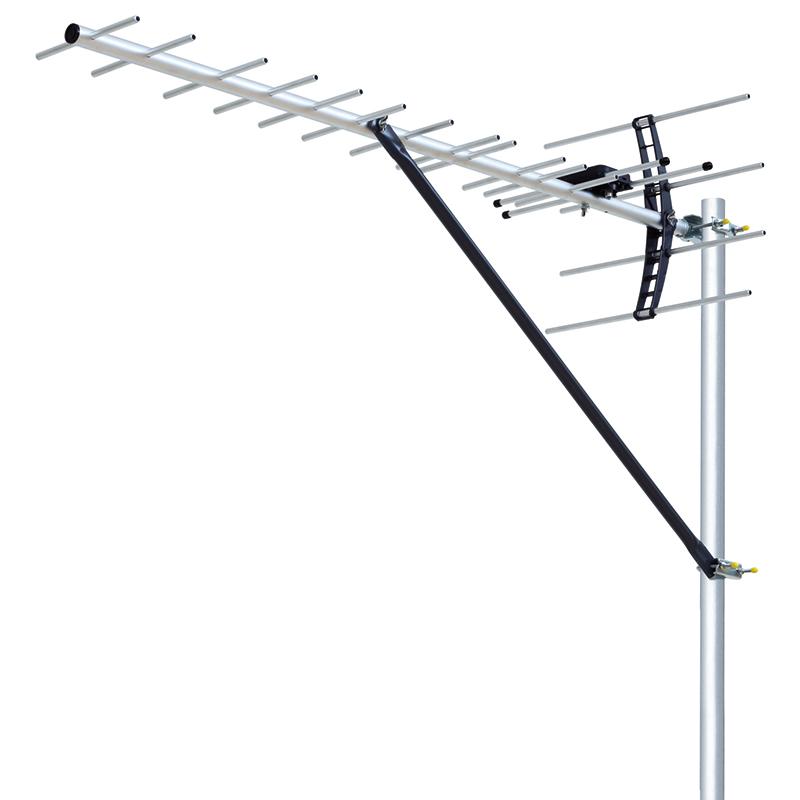 UHF14素子アンテナ(軒先用)