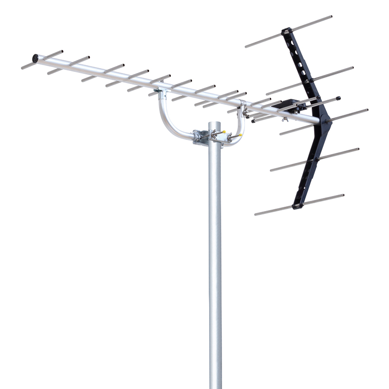 UHF14素子アンテナ(ステンレス)