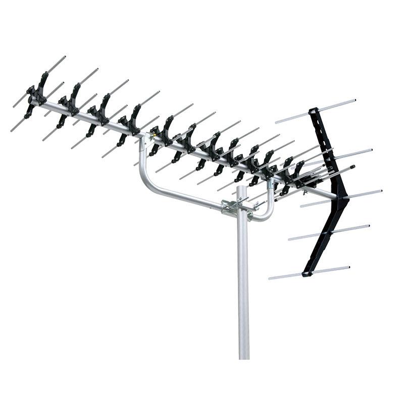 高性能形UHF14素子アンテナ(オールチャンネル)