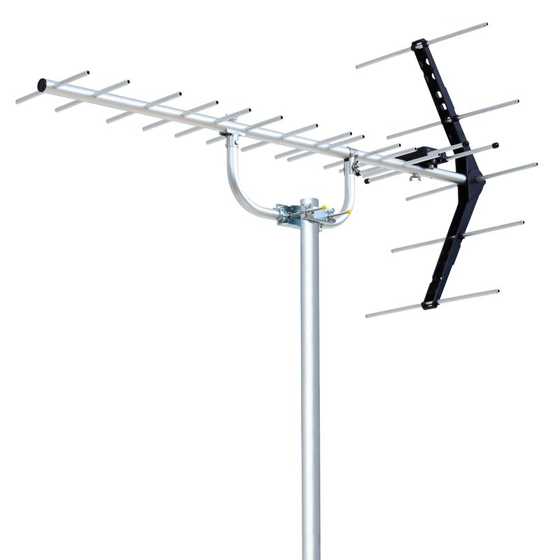 UHF14素子アンテナ(ローチャンネル)