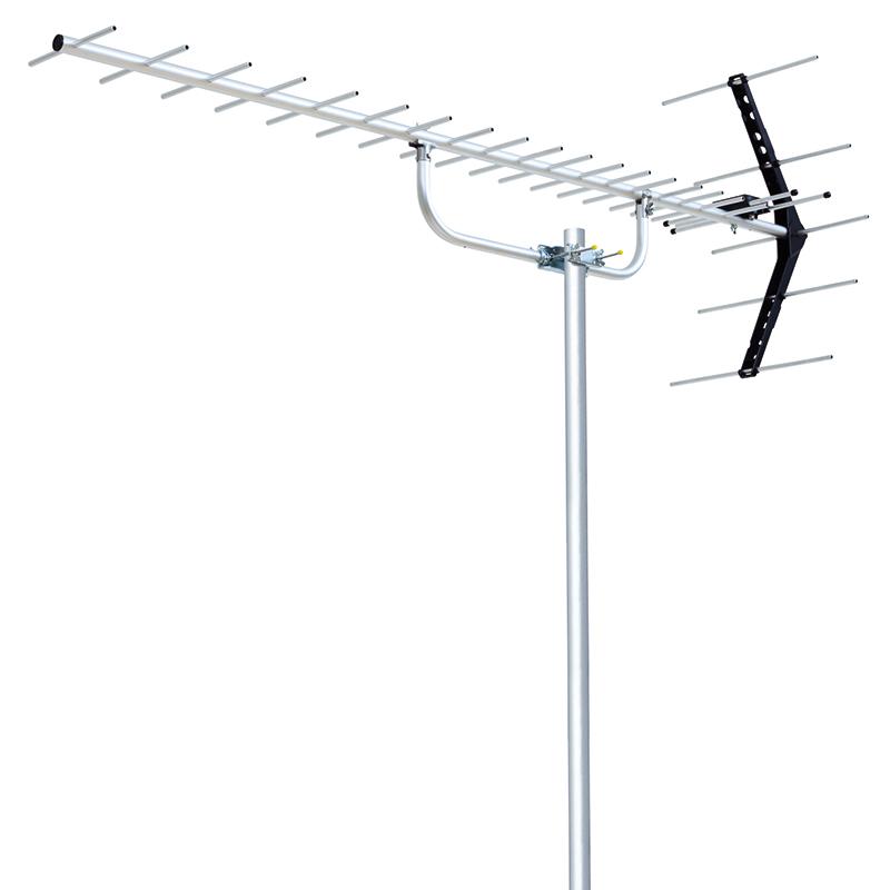 UHF20素子アンテナ(ローチャンネル)