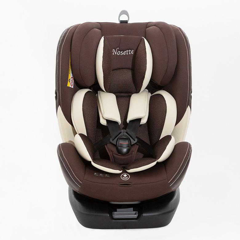 日本育児 ノセッテ ロング 新生児〜7歳頃まで使用可能チャイルドシート ISOFIX対応