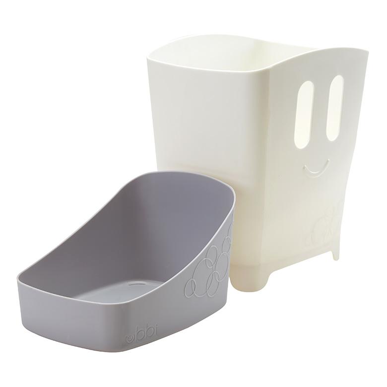 Ubbi(ウッビー)Bath Toy Drying Bin バストイ収納BOX バストイ