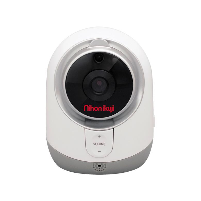 日本育児 デジタルカラー スマートビデオモニター3専用 増設カメラ 子機 ベビーモニター