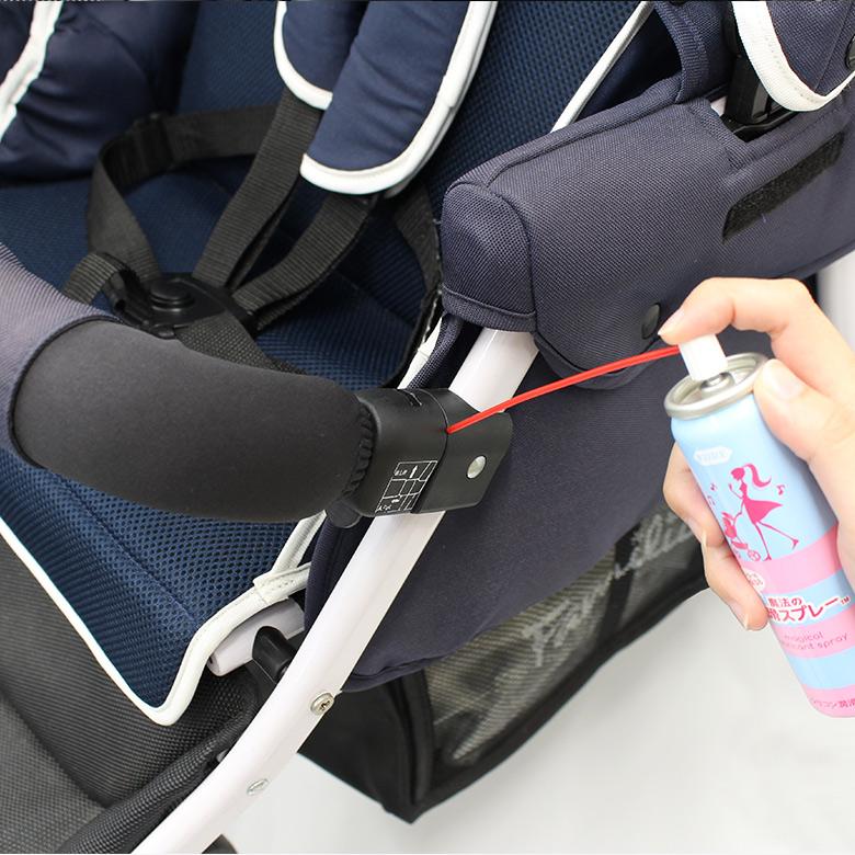 KURE 魔法の潤滑スプレー ベビーカー安全協議会推奨スプレー