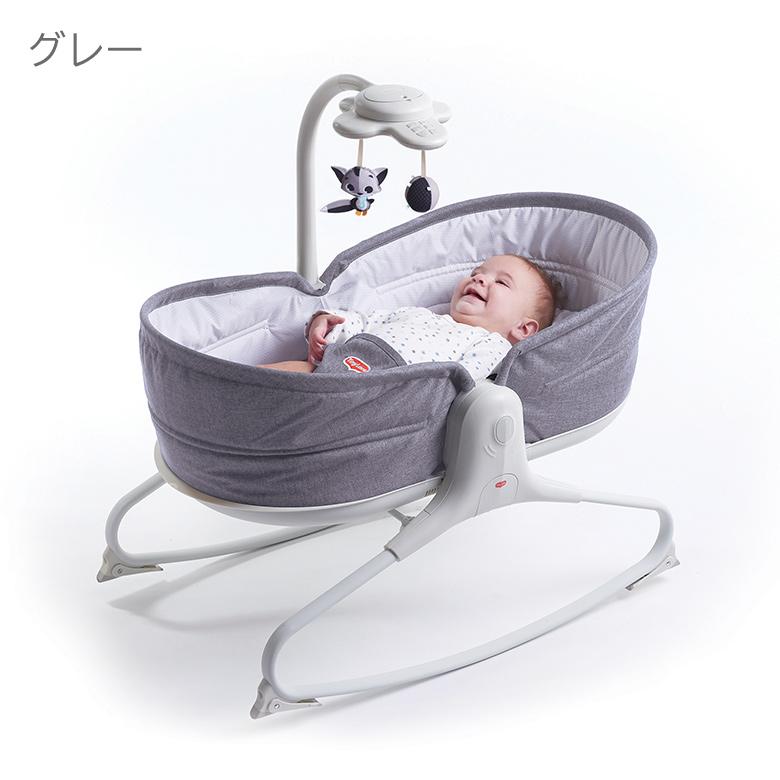 日本育児 TinyLove(タイニーラブ) 3in1おひるねロッキング・ナッパー