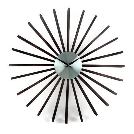 ジョージ・ネルソン フラッターウォールクロック フラッタークロック 正規ライセンス版 掛け時計 ジョージネルソン