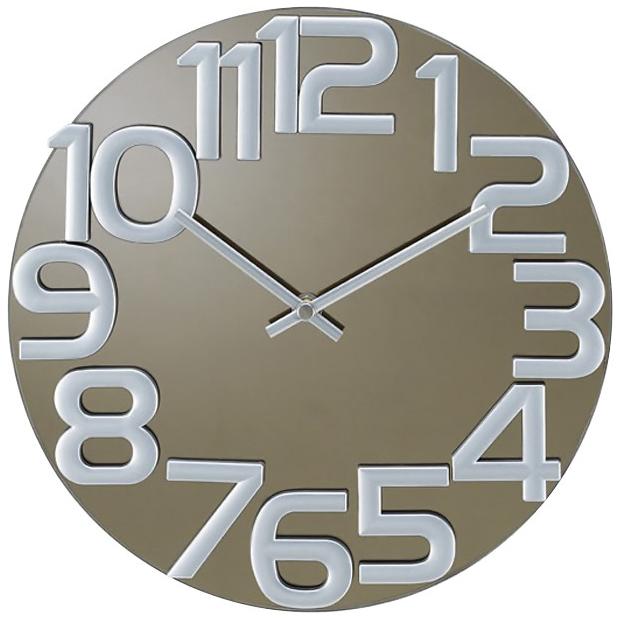 ジョージ・ネルソン ミラークロック ミラーウォールクロック 正規ライセンス版 掛け時計 ジョージネルソン
