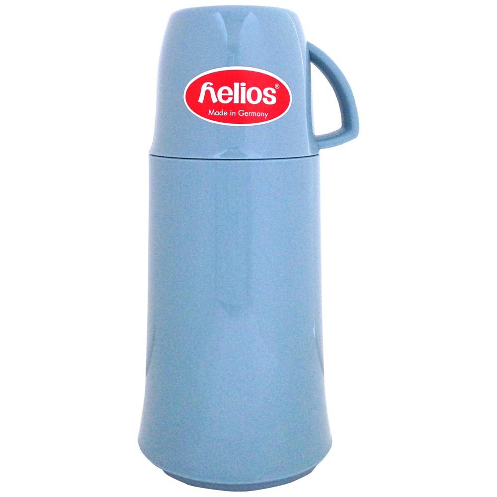 helios ヘリオス エレガンス 250ml アイスブルー elegance 卓上魔法瓶 ガラス魔法瓶  魔法瓶 ポット ガラスポット